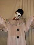 """Костюм """"Пьеро"""" напрокат. Прокат костюма """"Пьеро"""" 1000 рублей."""