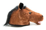 """Маска-шапка """"Лошадь"""". Прокат 300 рублей."""