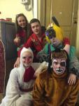 Карнавальный костюм Собака напрокат. Прокат костюма для взрослого 1000 рублей.